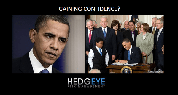 Confidently Skeptical - Obama HC2