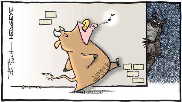 Investing Ideas Newsletter - 05.21.2019 bear ambush cartoon
