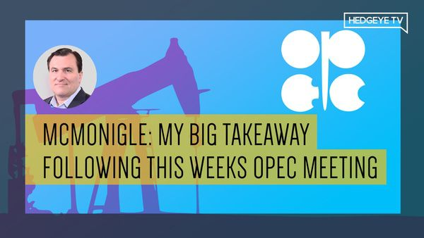 Saudis & OPEC+ Target New Metric For Lowering Global Crude Stocks - Energy Policy OPEC 7.2.2019 update