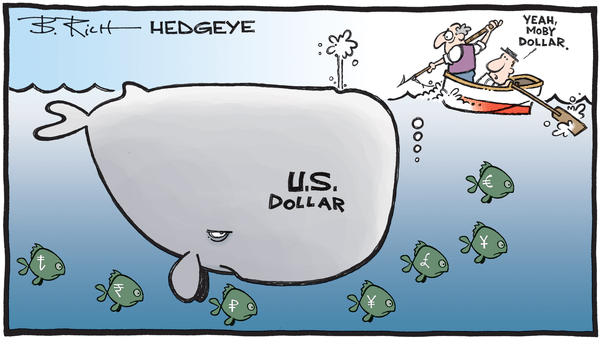 Cartoon of the Day: Call Me Ishmael - 08.20.2019 Mody Dollar cartoon