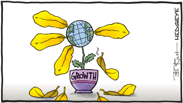 Is India's Economy In A Deeper Crisis Than We Think? - 04.10.2018 global growth cartoon