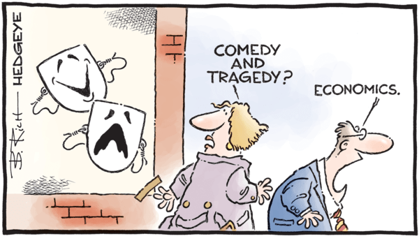 10 Tweets This Morning From Keith McCullough - 02.27.2019 economic Greek masks cartoon