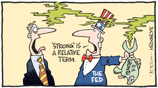 What Really Fuels Economic Growth - z hedgeye growth  cartoon 04.05.2016
