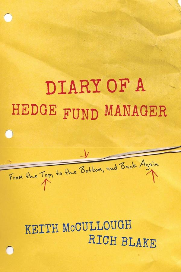 EXCERPT: Diary Of a Hedge Fund Manager  - 719CDZkYguL