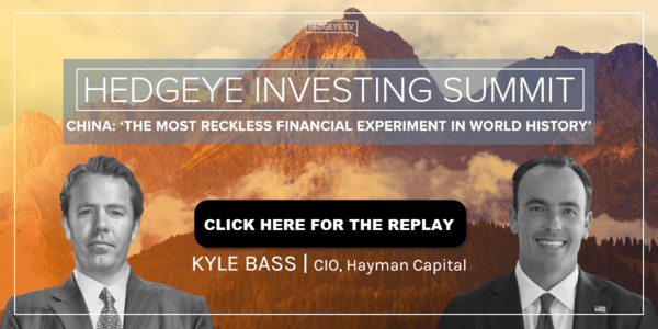 "ICYMI – ""The Most Leveraged Nation In The World"" Kyle Bass (Hayman Capital) - Kyle Bass twitter replay"