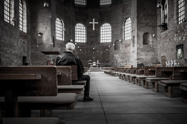 The Generational Divide... Fewer Americans Going To Church - church 768613 960 720