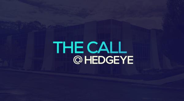 A Sneak Peek → The Call @ Hedgeye (11/18/19) - z22