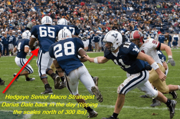 Don't Get Flattened By Darius Dale (Or Mr. Market) - z 1 hedgeye darius dale yale football