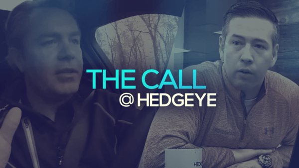 A Sneak Peek → The Call @ Hedgeye (11/27/19) - thecall6