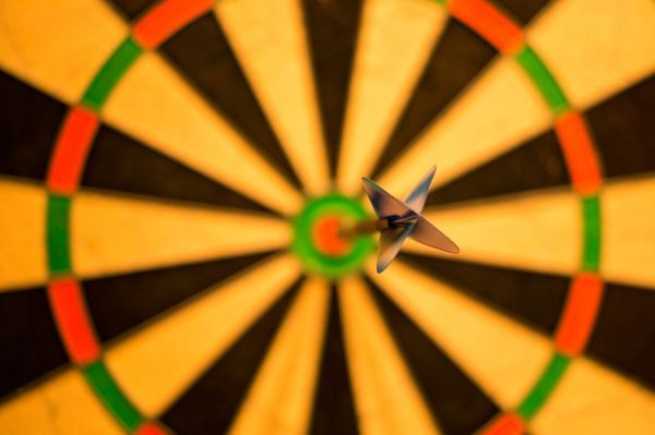 CHART OF THE DAY: You Can't Square This Circle - bulls eye 1044725 960 720
