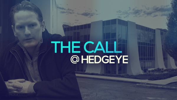 A Sneak Peek → The Call @ Hedgeye (12/3/19) - thecall8
