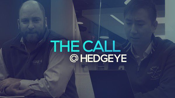 A Sneak Peek → The Call @ Hedgeye (12/4/19) - thecall9