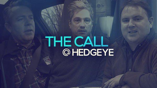 A Sneak Peek → The Call @ Hedgeye (12/11/19) - thecall12