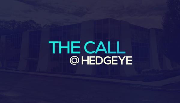 A Sneak Peek → The Call @ Hedgeye (12/19/19) - zcall