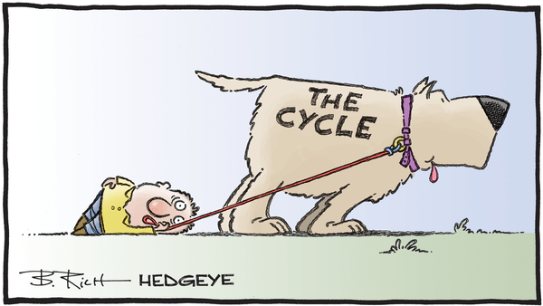 Cartoon of the Day: Sit. Stay. Lay Down. Rollover. - 12.19.2019 cycle cartoon