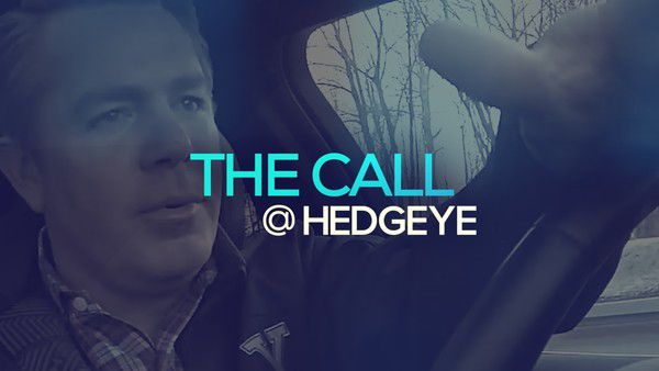 A Sneak Peek → The Call @ Hedgeye (12/20/19) - thecall18