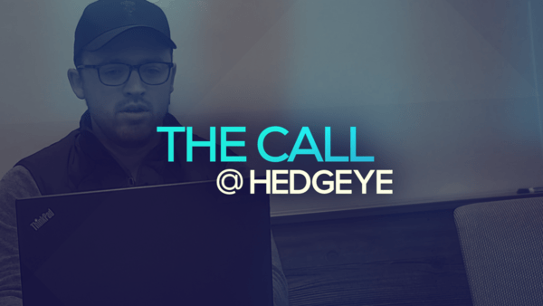 A Sneak Peek → The Call @ Hedgeye (12/23/19) - thecall19