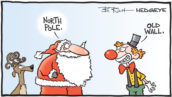 Cartoon of the Day: Where Do You Work? - 12.23.2019 North Pole Old Wall cartoon