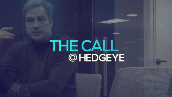 A Sneak Peek → The Call @ Hedgeye (12/30/19) - thecall21