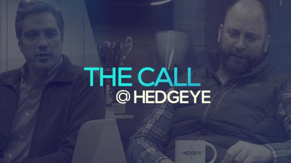 A Sneak Peek → The Call @ Hedgeye (1/6/20) - the call