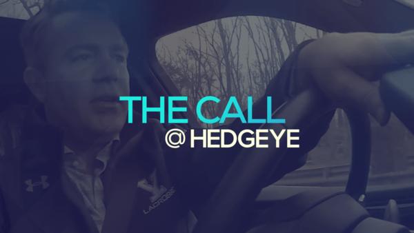 A Sneak Peek → The Call @ Hedgeye (1/7/20) - thecall23