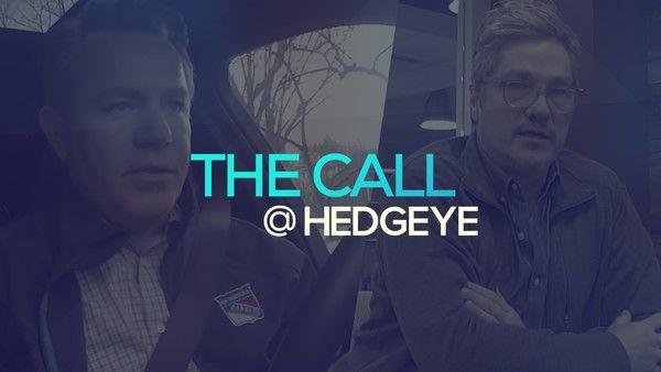 A Sneak Peek → The Call @ Hedgeye (1/8/20) - thecall24