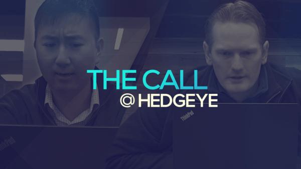 A Sneak Peek → The Call @ Hedgeye (1/27/20) - thecall36