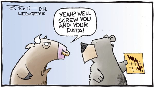 Cartoon of the Day: Bullsh*t? - 02.07.2020 screw the data cartoon