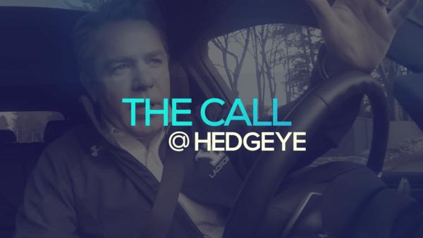 A Sneak Peek → The Call @ Hedgeye (2/12/20) - thecall48