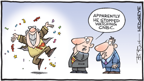 12 Tweets From Our Research Team Today - 01.22.2020 CNBC cartoon