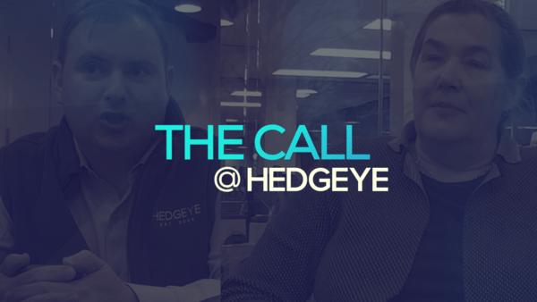 A Sneak Peek → The Call @ Hedgeye (2/19/20) - thecall53