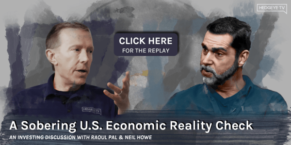 Raoul Pal & Neil Howe → Retirement Crisis Coming? Troubling Cyclical & Secular Trends - Header replay