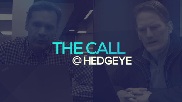 A Sneak Peek → The Call @ Hedgeye (2/25/20) - thecall56