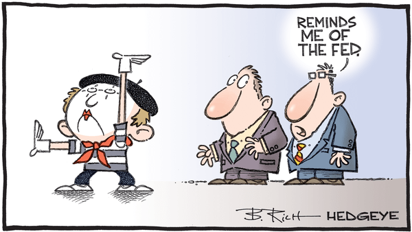 Cartoon of the Day: Fed Mime - 02.27.2020 mime Fed in a box cartoon