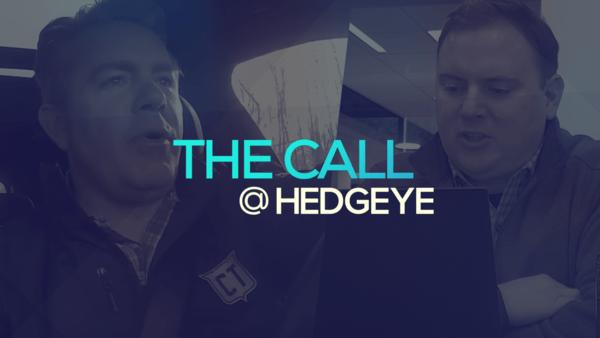 A Sneak Peek → The Call @ Hedgeye (3/3/20) - thecall60