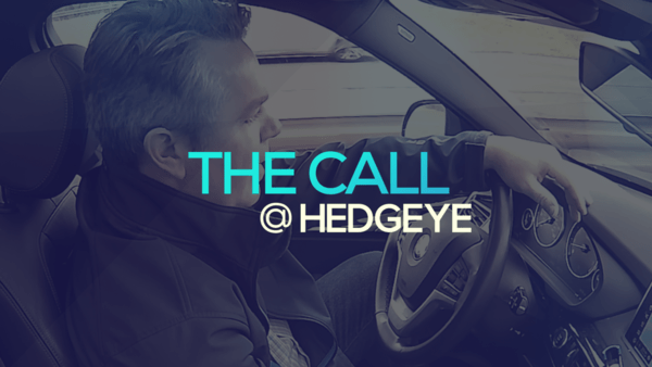 A Sneak Peek → The Call @ Hedgeye (3/4/20) - thecall61