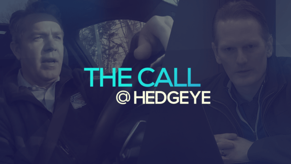 A Sneak Peek → The Call @ Hedgeye (3/5/20) - thecall62