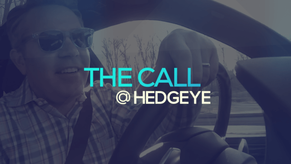 A Sneak Peek → The Call @ Hedgeye (3/6/20) - thecall63