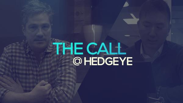 A Sneak Peek → The Call @ Hedgeye (3/9/20) - thecall64