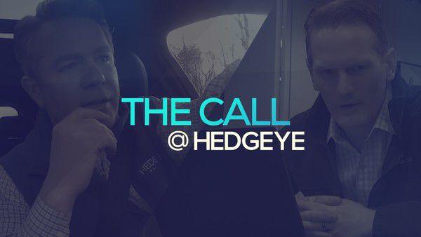 A Sneak Peek → The Call @ Hedgeye (3/10/20) - thecall65