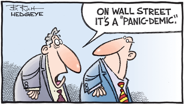 Cartoon of the Day: Panic-demic - 03.11.2020 panicdemic cartoon
