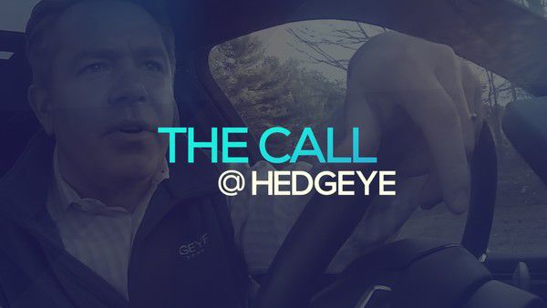 A Sneak Peek → The Call @ Hedgeye (3/11/20) - thecall67