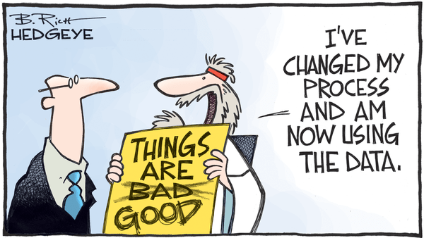 10 Tweets From Senior Macro Analyst Darius Dale  - 05.25.2017 things are good cartoon  5
