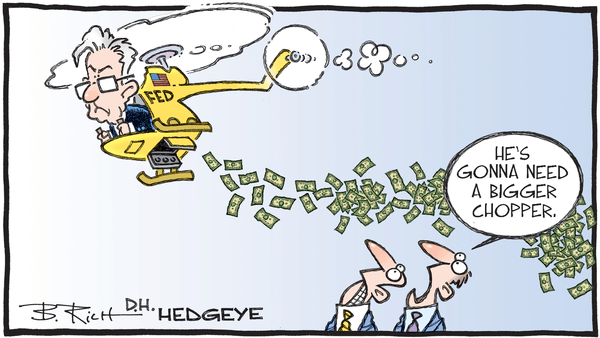 Cartoon of the Day: Air Drop - 03.20.2020 Powell chopper cartoon