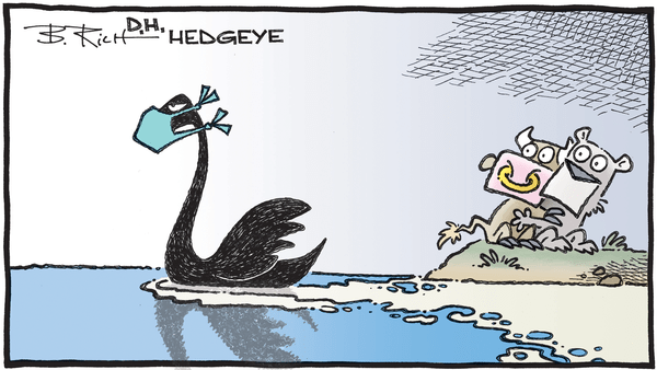 COVID-19 Update - U.S. Continuing To Spike As More Tests Come Online (3/23/20) - 02.26.2020 black swan cartoon