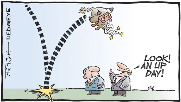 Cartoon of the Day: Bounce  - 03.25.2020 look a bounce cartoon