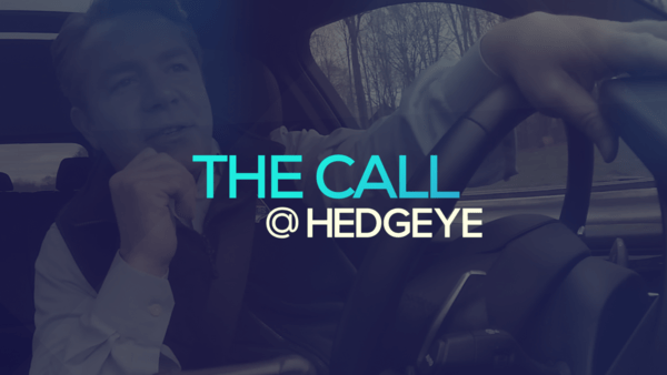 A Sneak Peek → The Call @ Hedgeye (3/31/20) - thecall72