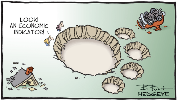Cartoon of the Day: Big Tracks - 04.07.2020 economic indicator cartoon