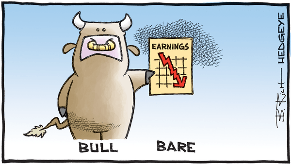 Cartoon of the Day: Bull and Bare  - 04.22.2020 bull and bare cartoon