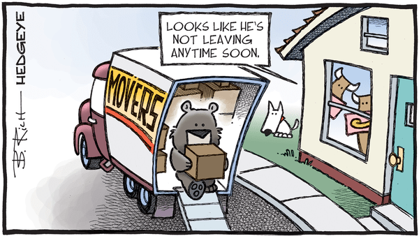 Cartoon of the Day: Moving In - 05.05.2020 bear moving in cartoon